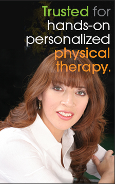 Our Expert Physical Therapist - Diana Daza, RPT